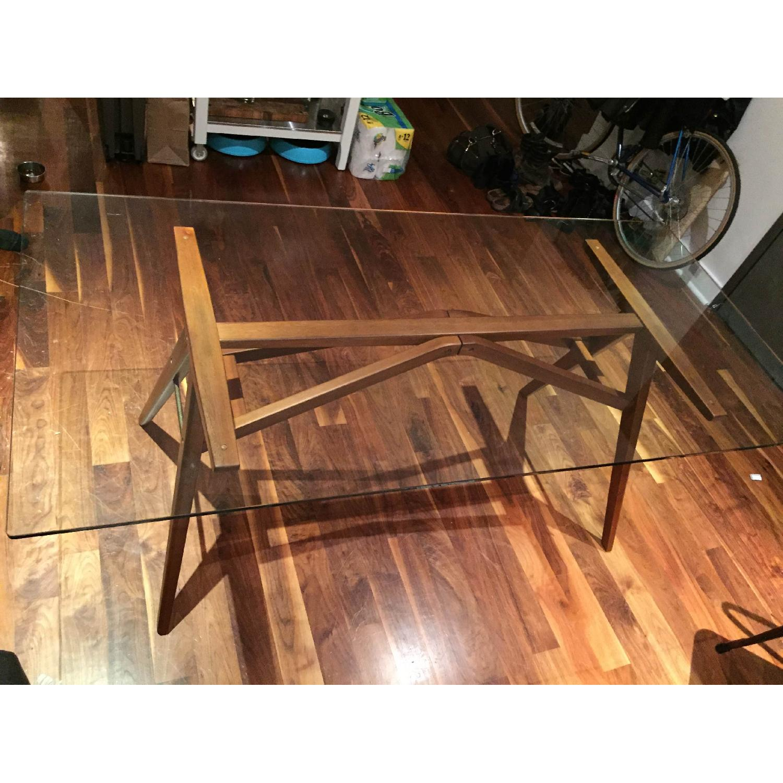 West Elm Jensen Dining Table - image-4