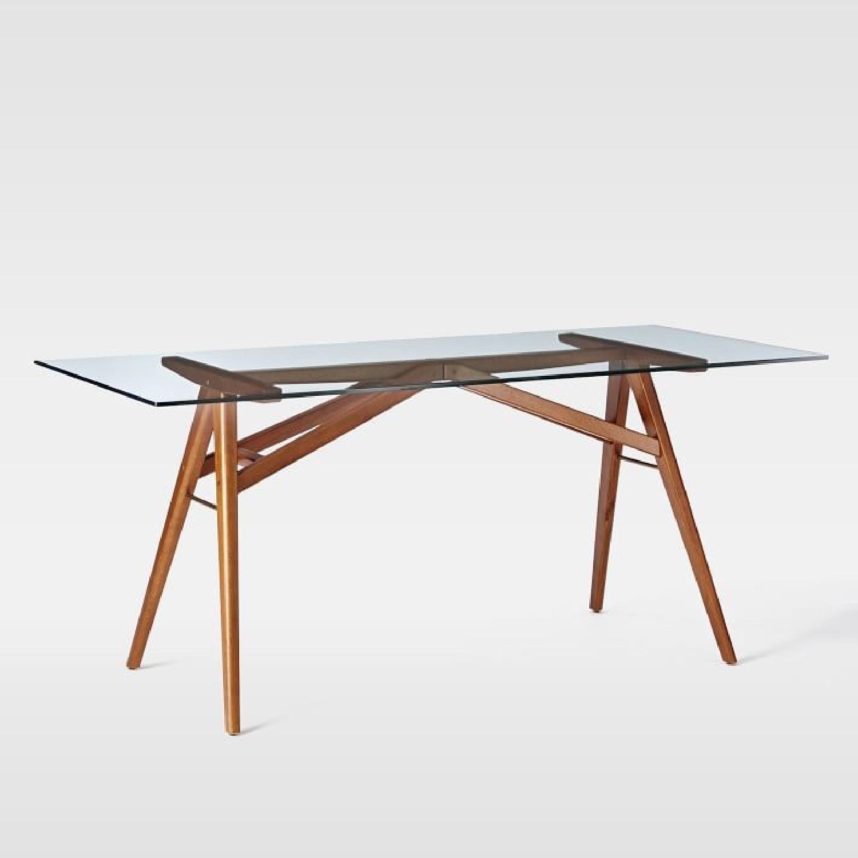 West Elm Jensen Dining Table - image-5
