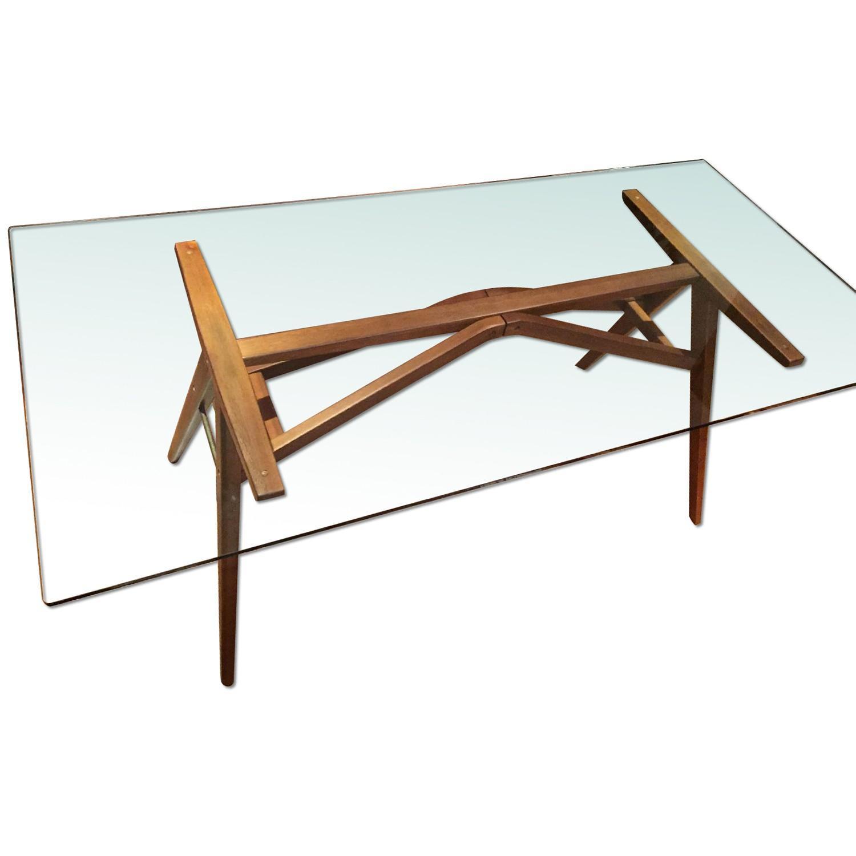 West Elm Jensen Dining Table - image-0