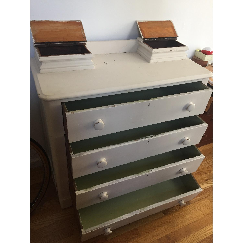 Shabby Chic 4 Drawer Dresser - image-3