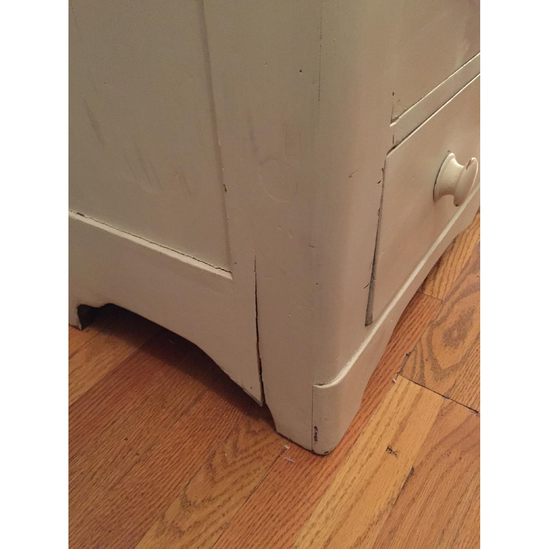 Shabby Chic 4 Drawer Dresser - image-5
