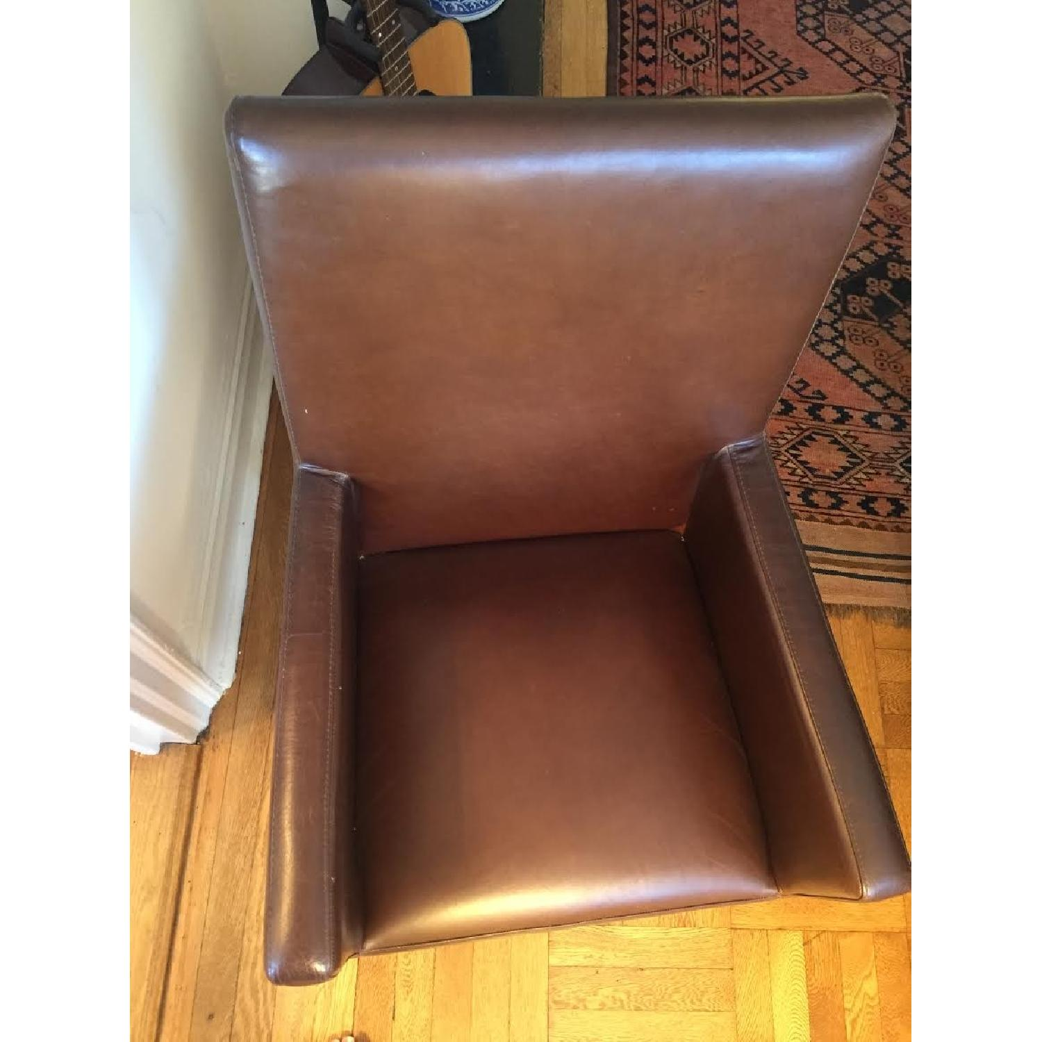 Leather Dining Room Chairs - image-3