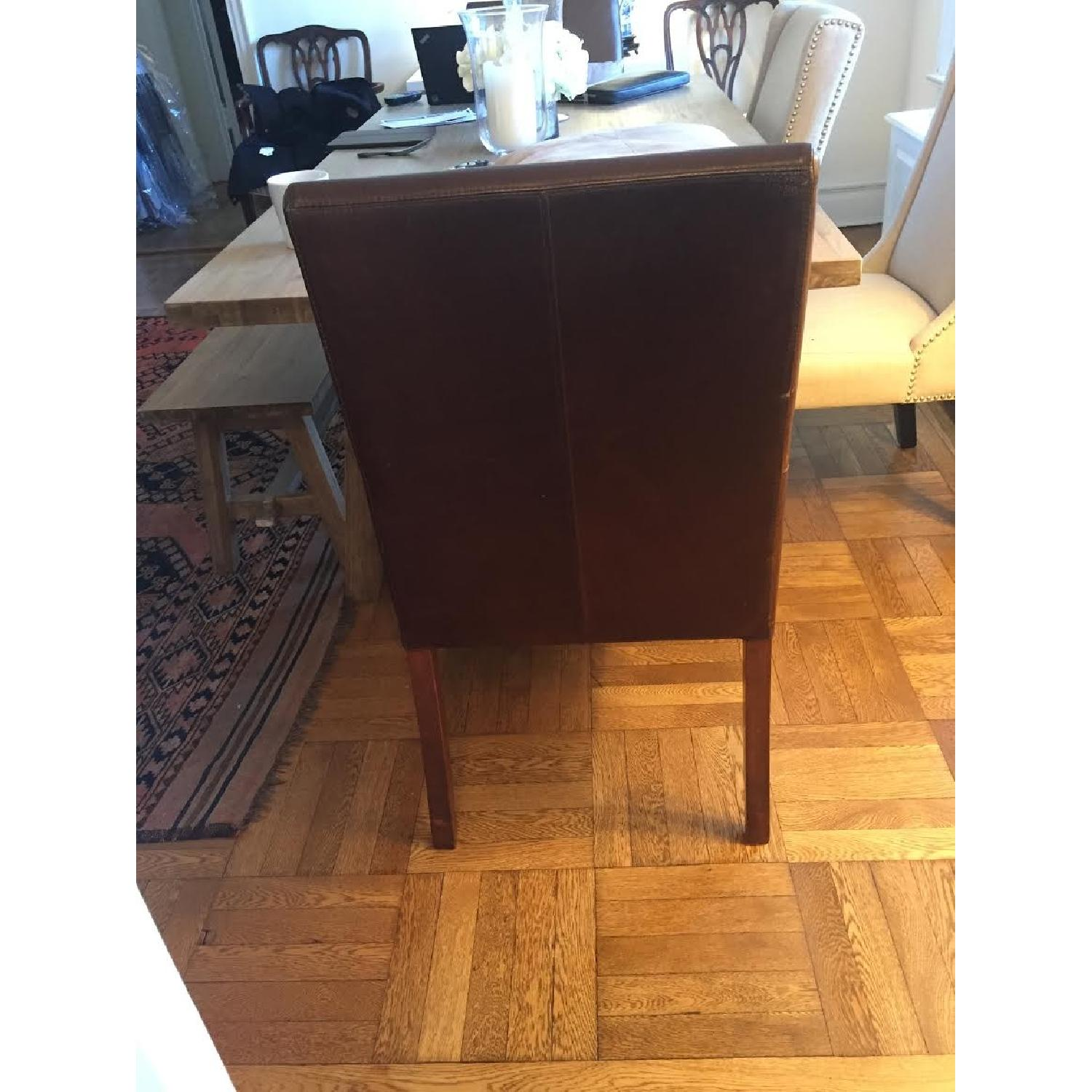 Leather Dining Room Chairs - image-4