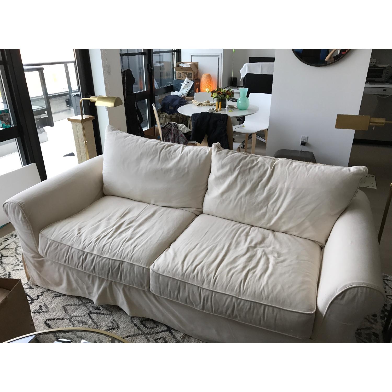 Pottery Barn PB Comfort Sofa - image-1