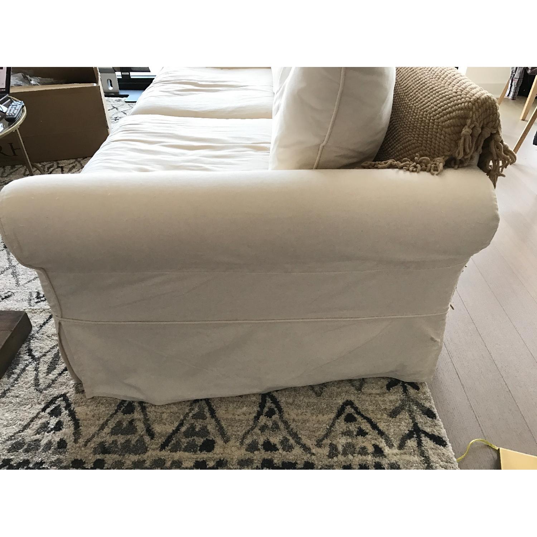 Pottery Barn PB Comfort Sofa - image-4