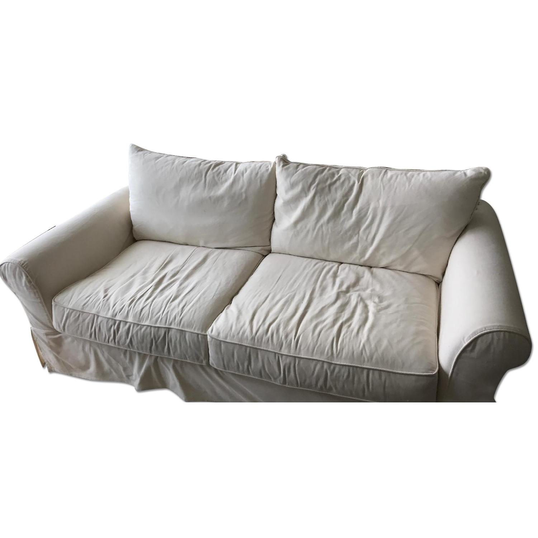 Pottery Barn PB Comfort Sofa - image-0
