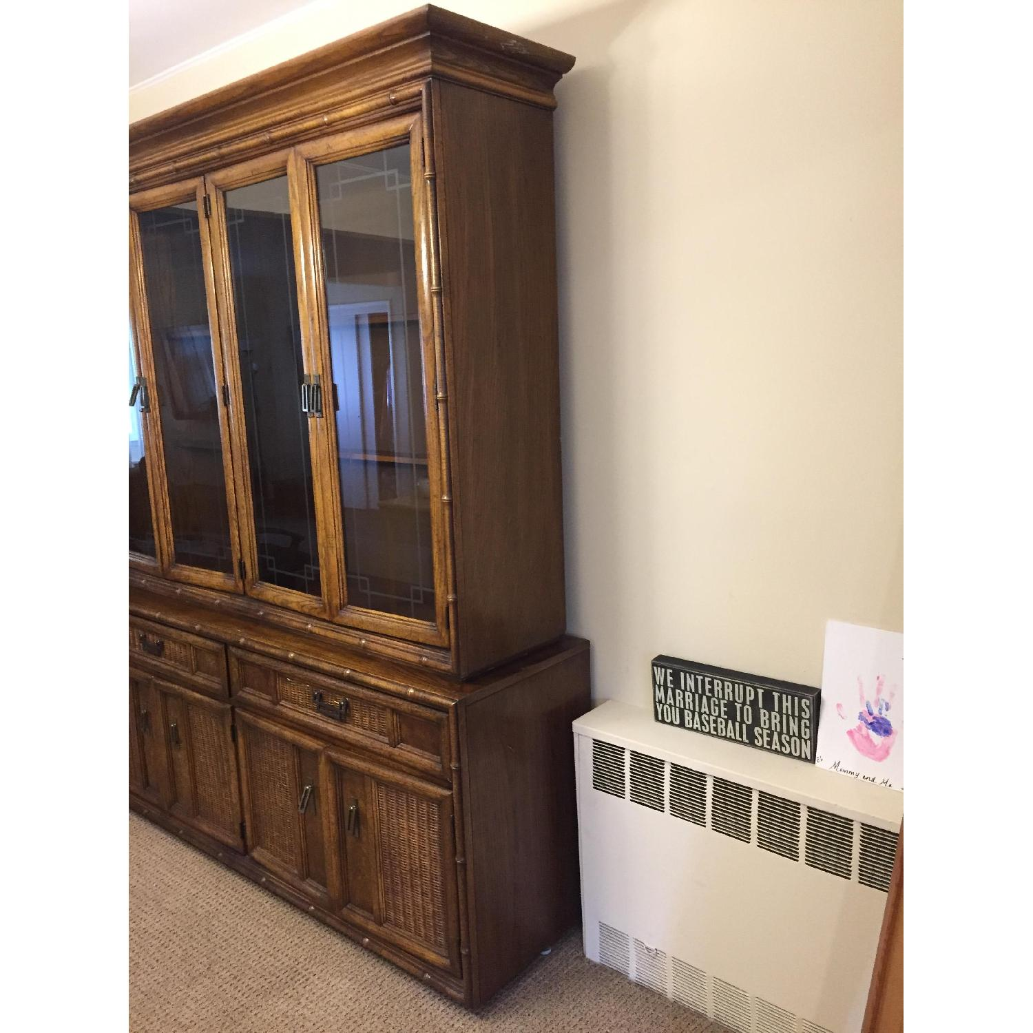 Large Dining Room China Cabinet - image-2