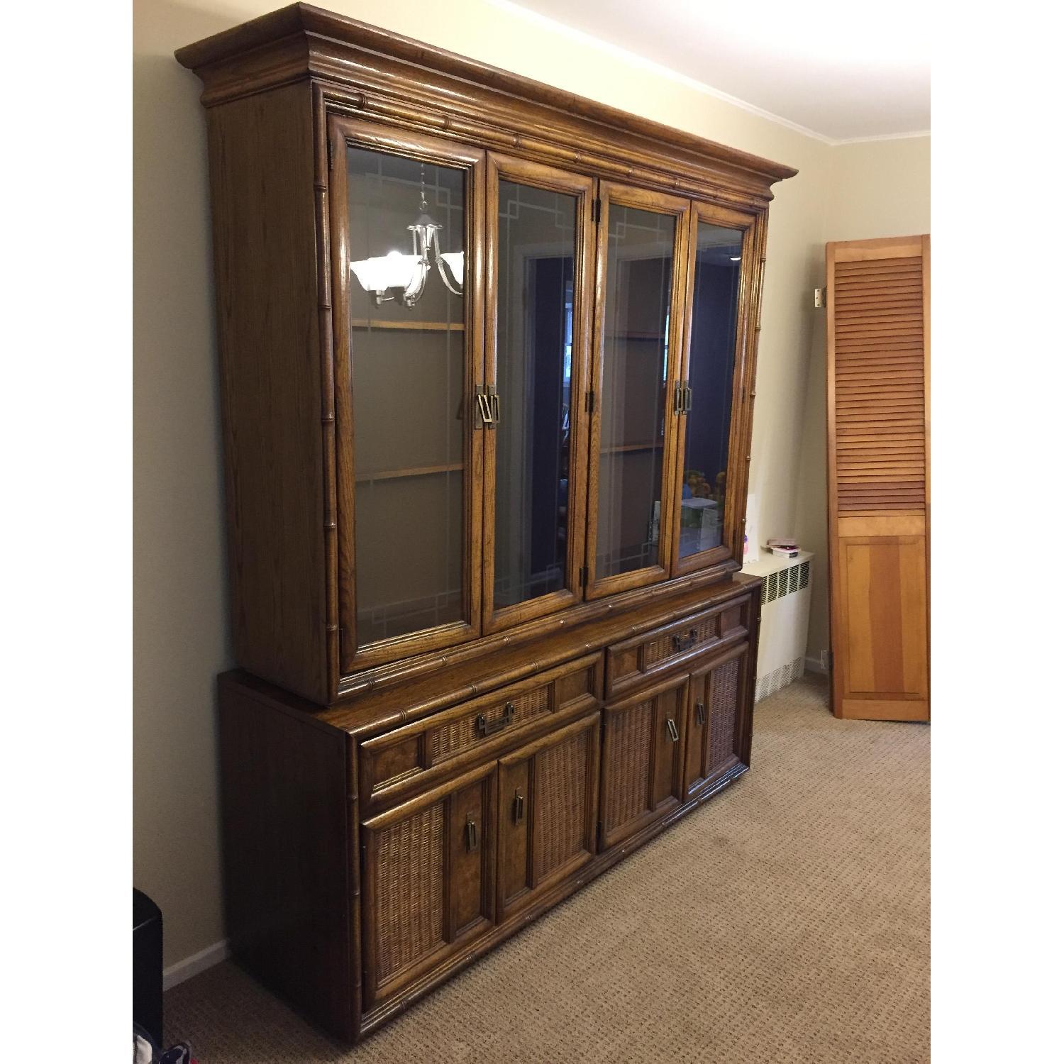 Large Dining Room China Cabinet - image-3