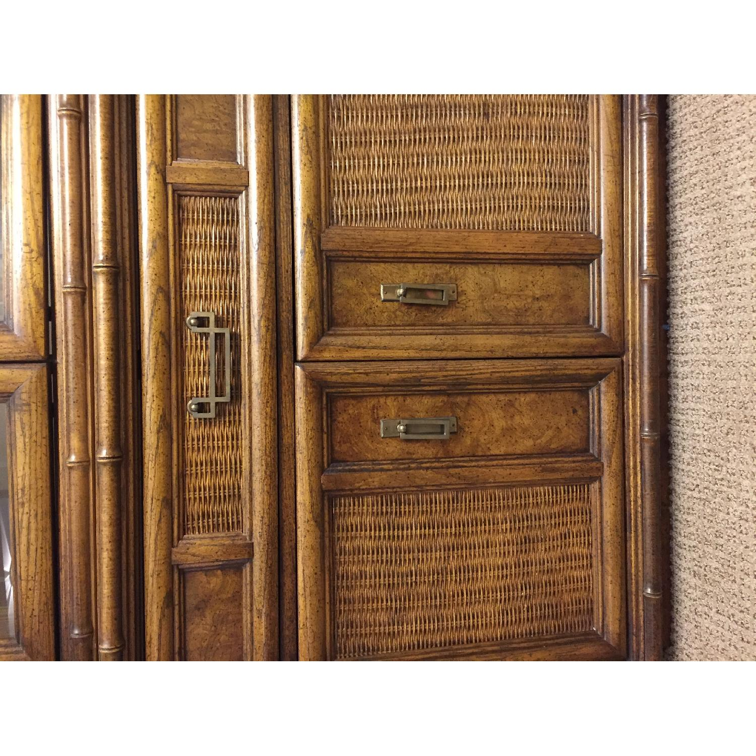 Large Dining Room China Cabinet - image-4