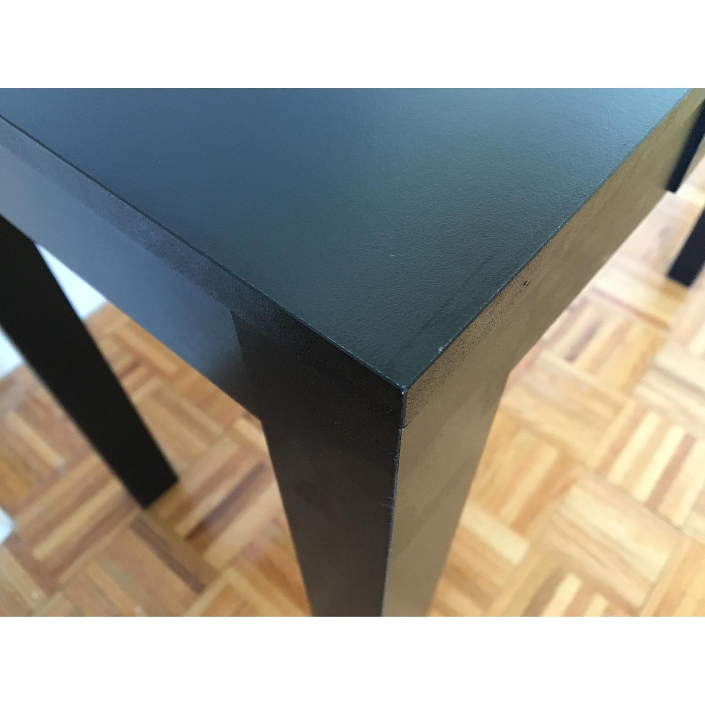 Altra Furniture Parsons Desk w/ Drawer in Black - image-6
