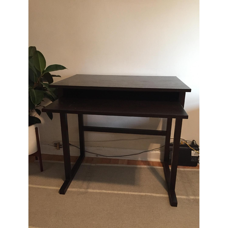 West Elm Desk & Desk Chair - image-1