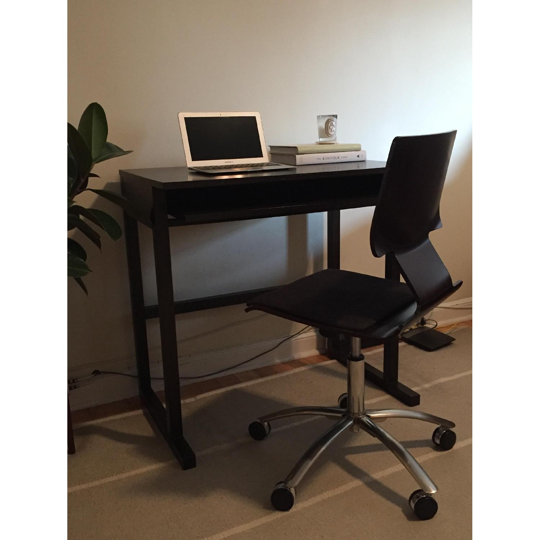 West Elm Desk & Desk Chair - image-6