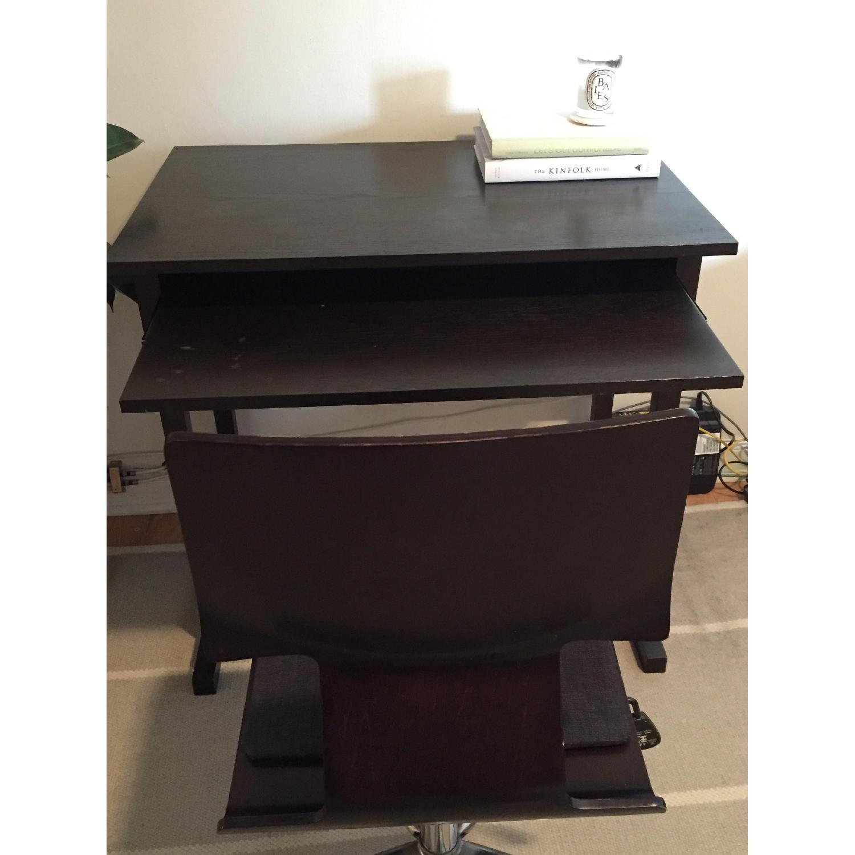 West Elm Desk & Desk Chair - image-8