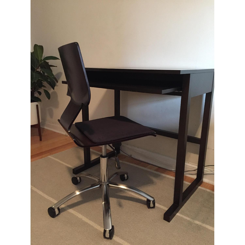 West Elm Desk & Desk Chair - image-12