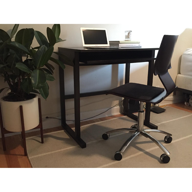 West Elm Desk & Desk Chair - image-13