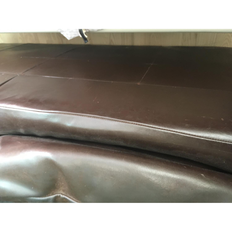 Leather Loveseat - image-5