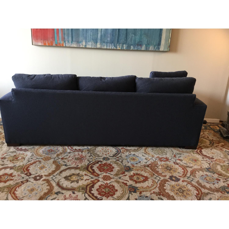 Room & Board Metro Midnight Blue Sofa - image-3