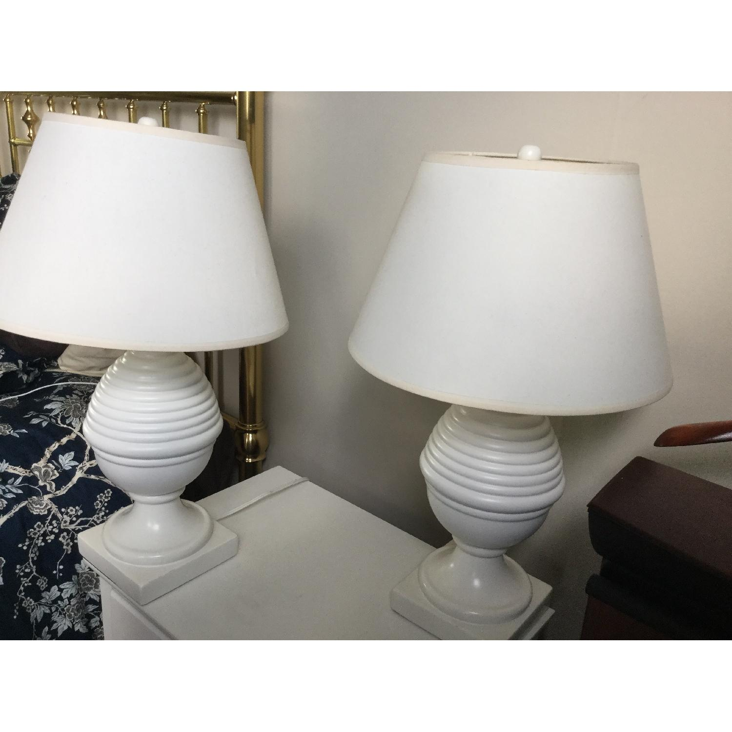 Matching White Lamps - image-3