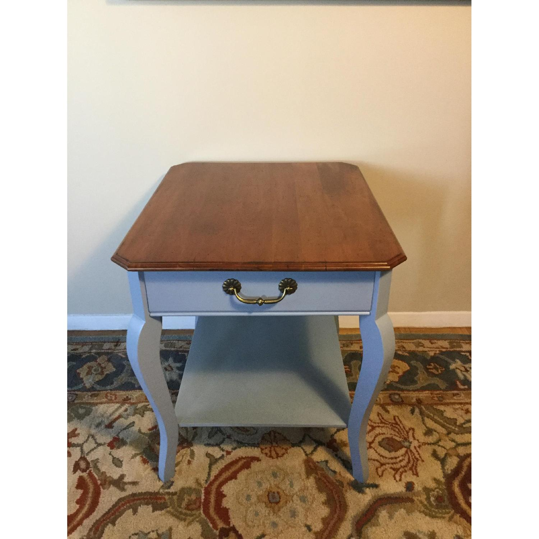 Vintage End Table - image-1