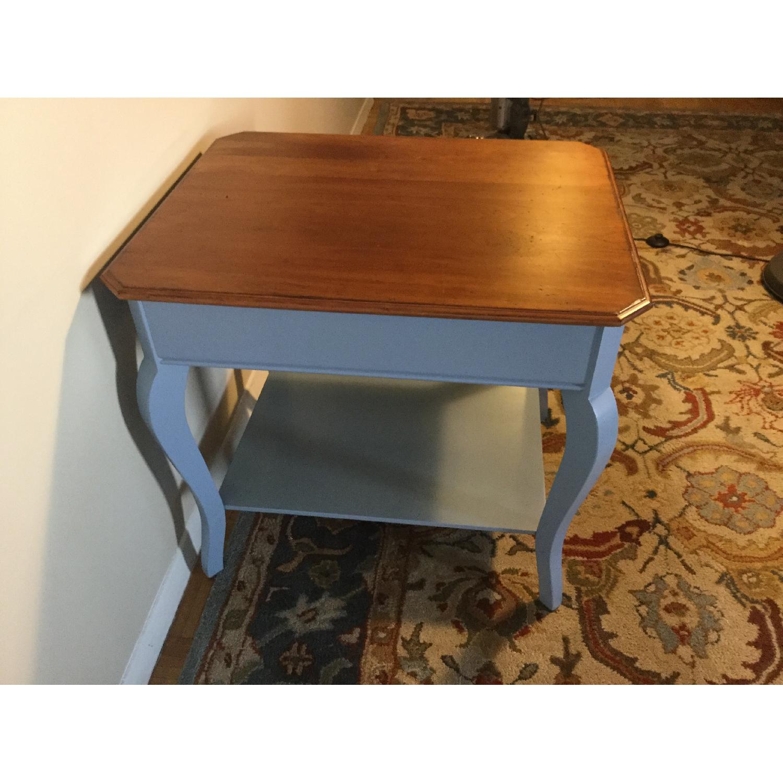 Vintage End Table - image-3