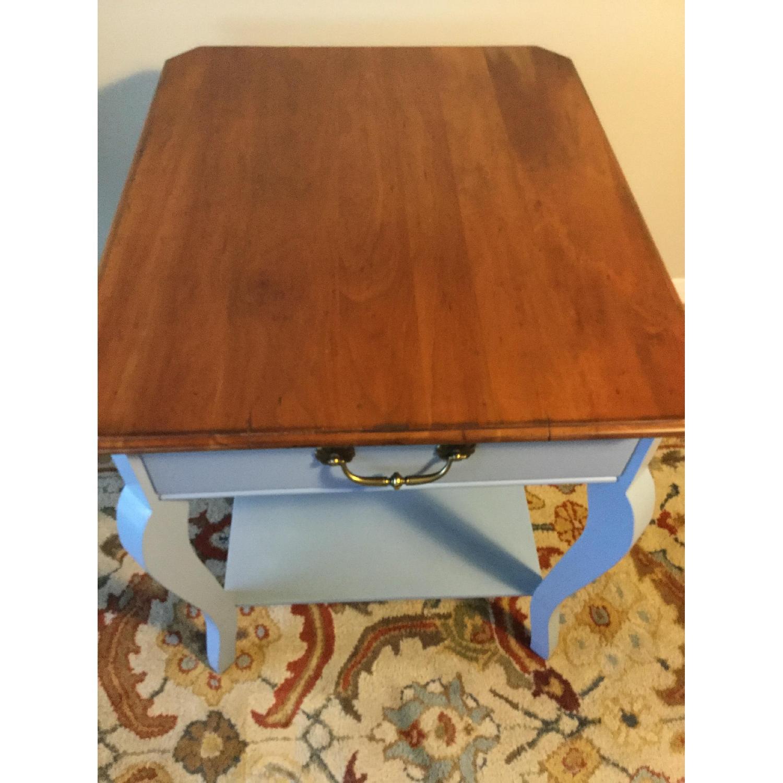 Vintage End Table - image-5