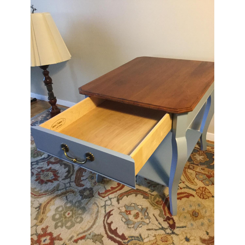 Vintage End Table - image-7