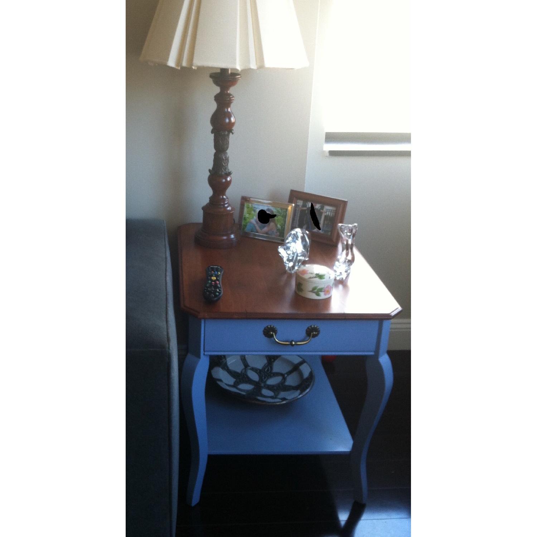 Vintage End Table - image-8