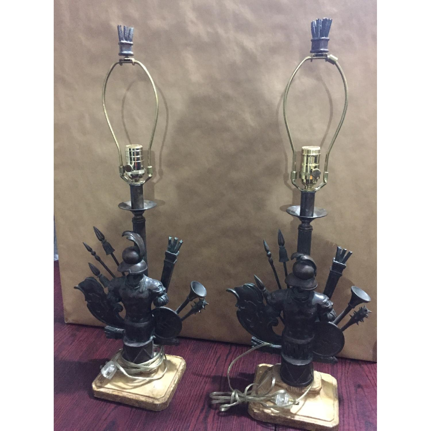 Military Table Lamps - image-1