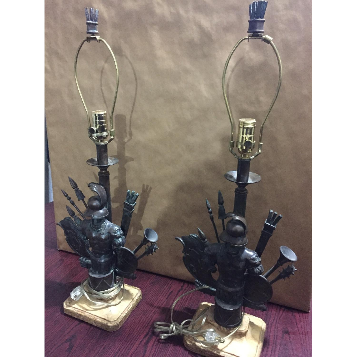 Military Table Lamps - image-3
