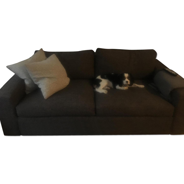 Room & Board Grey/Charcoal Sofa - image-0