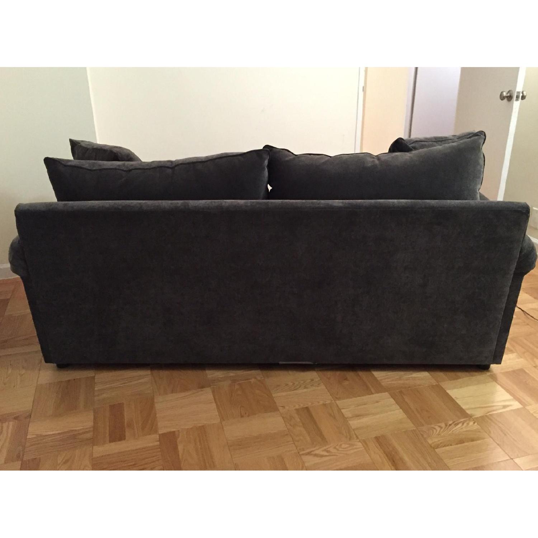Bloomingdale's Ronen Grey Sofa - image-3