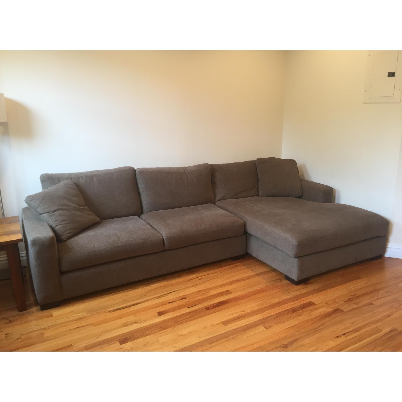Room & Board Metro Sectional Sofa - image-1