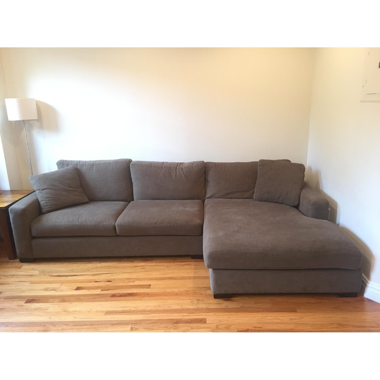 Room & Board Metro Sectional Sofa - image-2