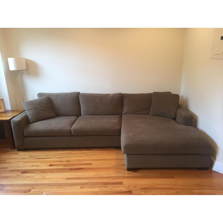 Room & Board Metro Sectional Sofa - image-3