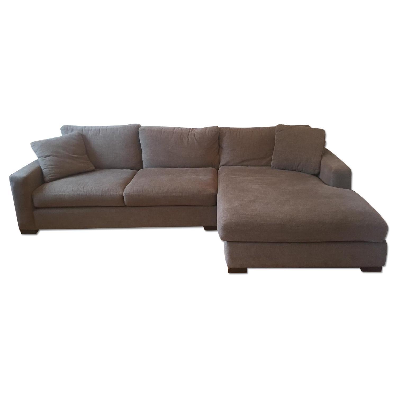 Room & Board Metro Sectional Sofa - image-0