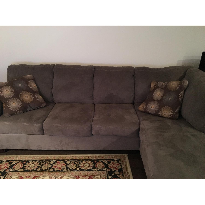 Sectional sofa - image-1