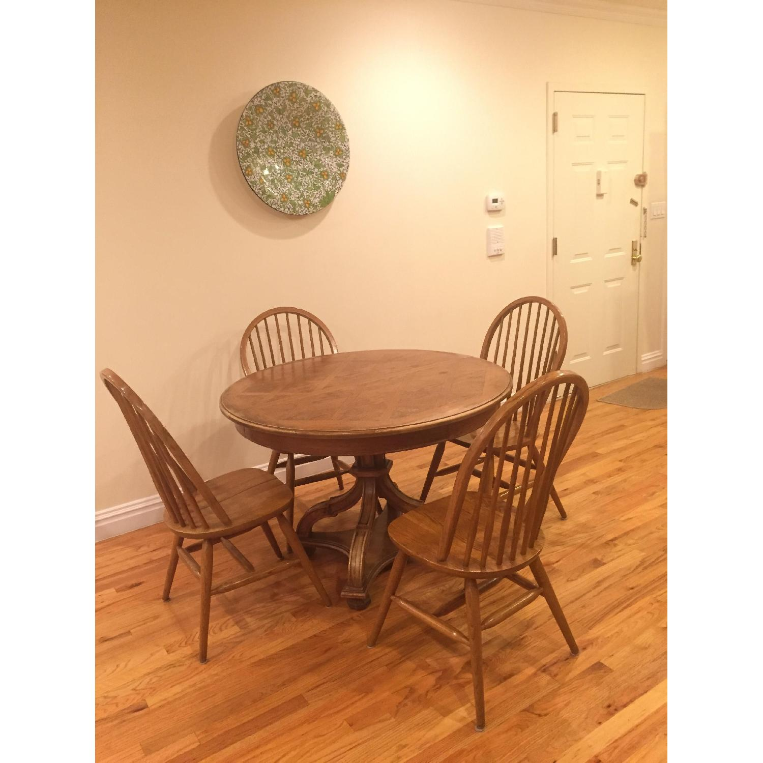 Dining Table w/ 4 Chairs - image-2