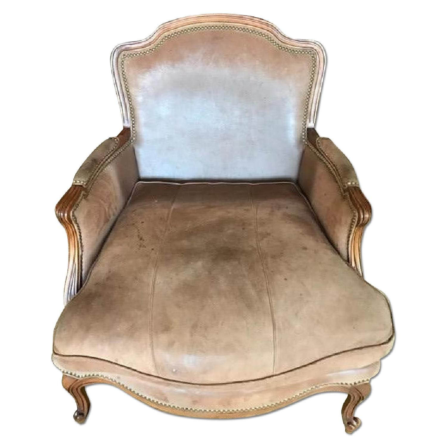 Leather Chair - image-0