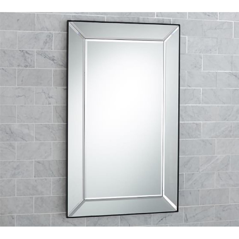 Pottery Barn Astor Wall Mirror - image-1
