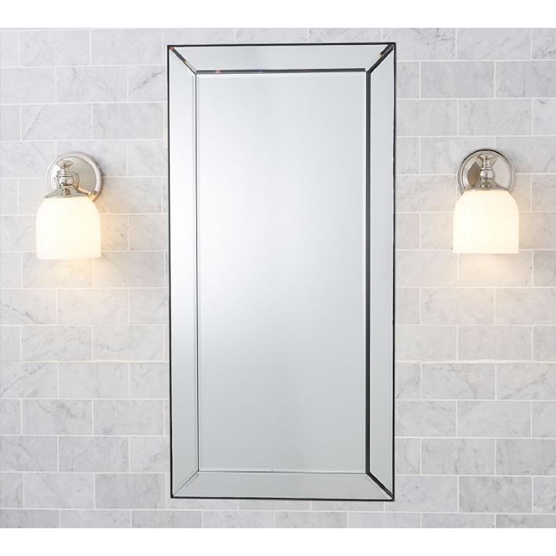 Pottery Barn Astor Wall Mirror - image-2