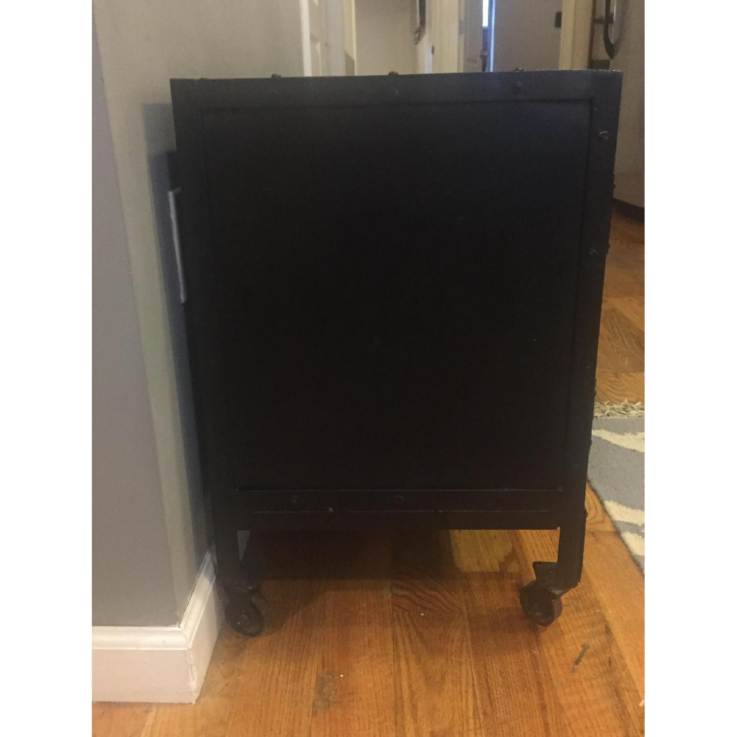 Industrial Metal Cabinet/TV Stand - image-3