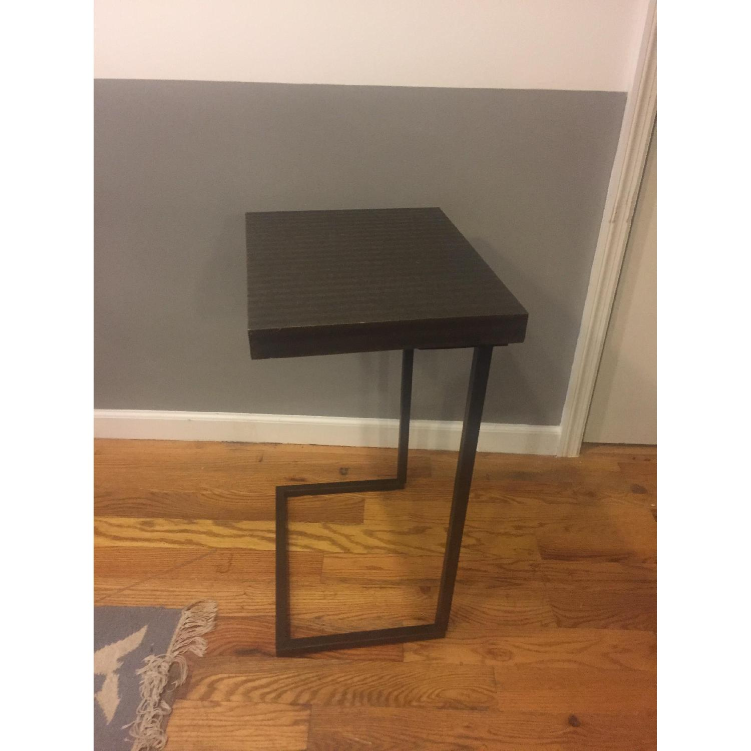 Metal Laptop Table - image-1