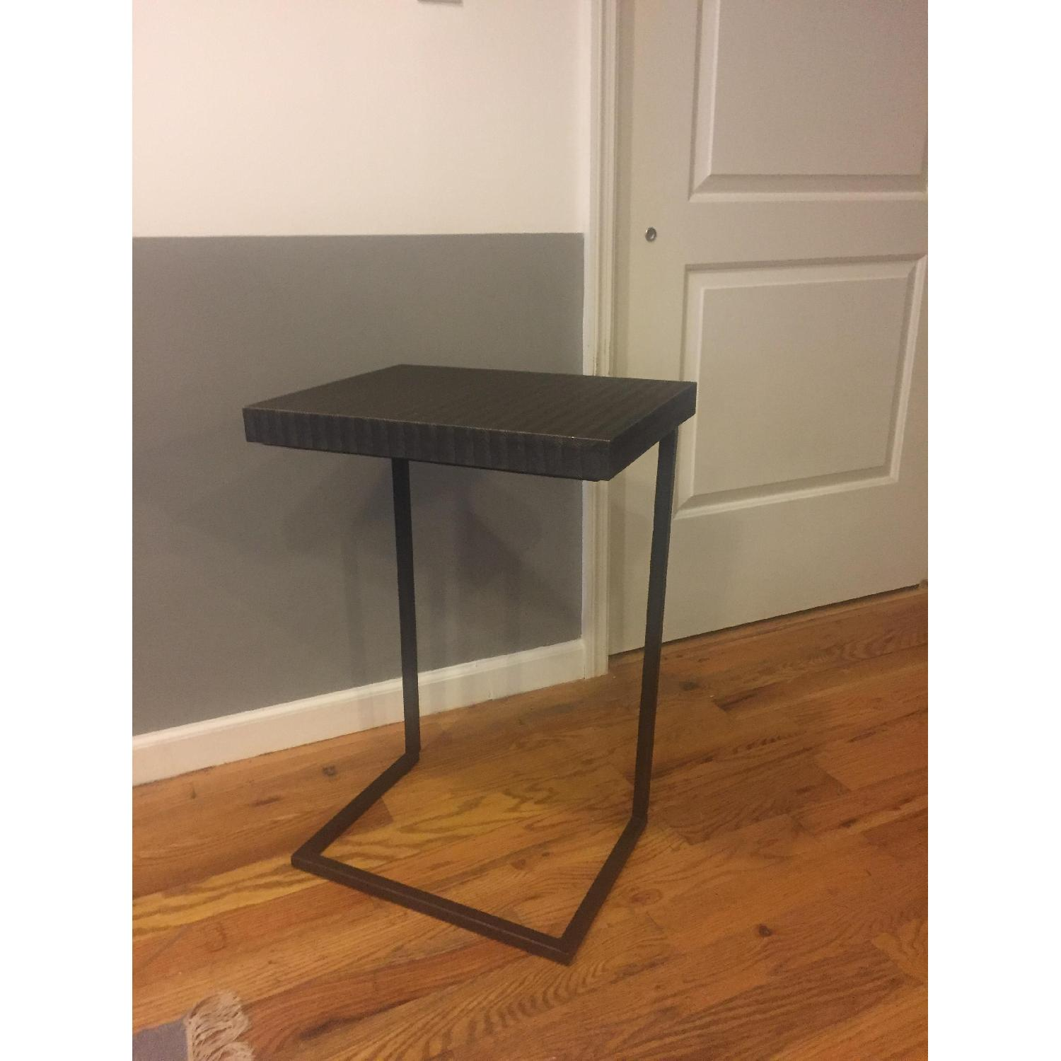 Metal Laptop Table - image-3