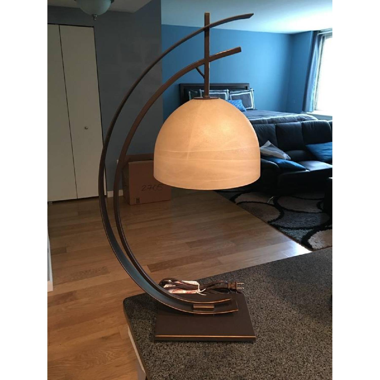 Raymour & Flanigan Art Deco/Modern Lamps - image-2