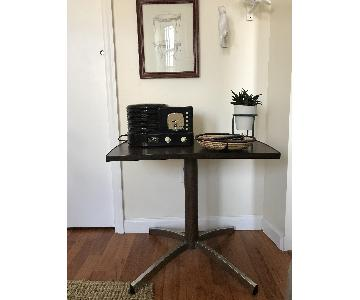 mid century modern coffeeside table