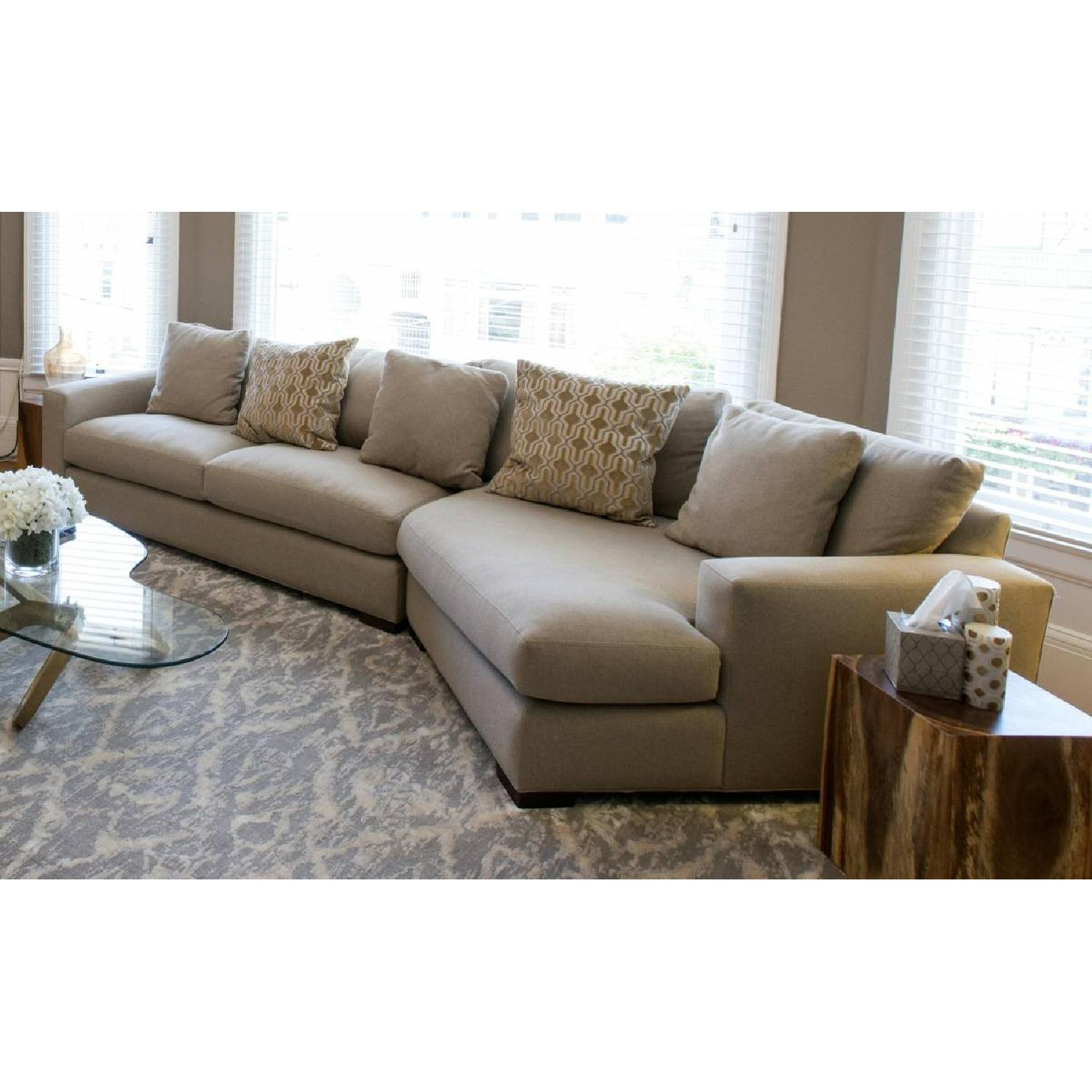 Room & Board Metro Sectional Sofa - image-1
