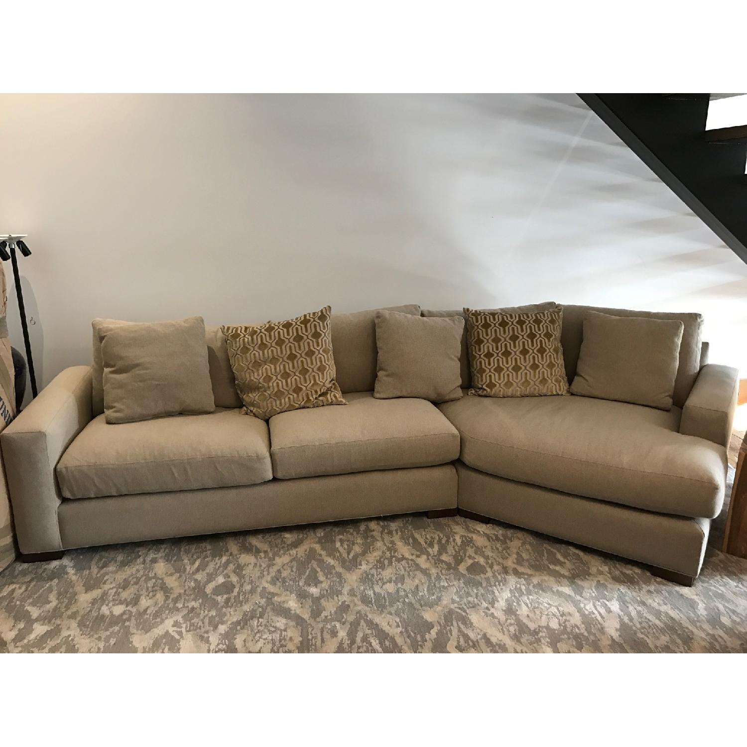 Room & Board Metro Sectional Sofa - image-2