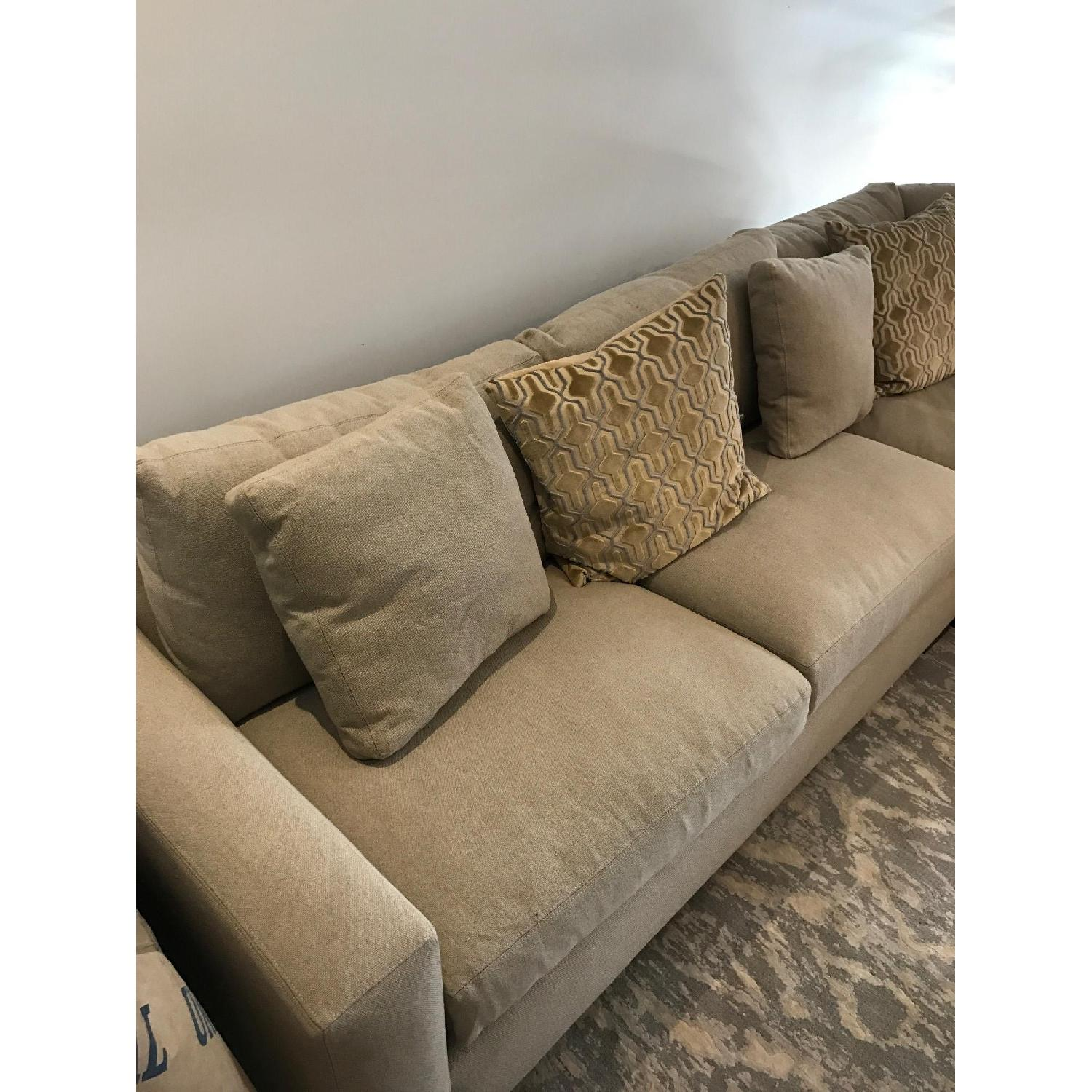 Room & Board Metro Sectional Sofa - image-3