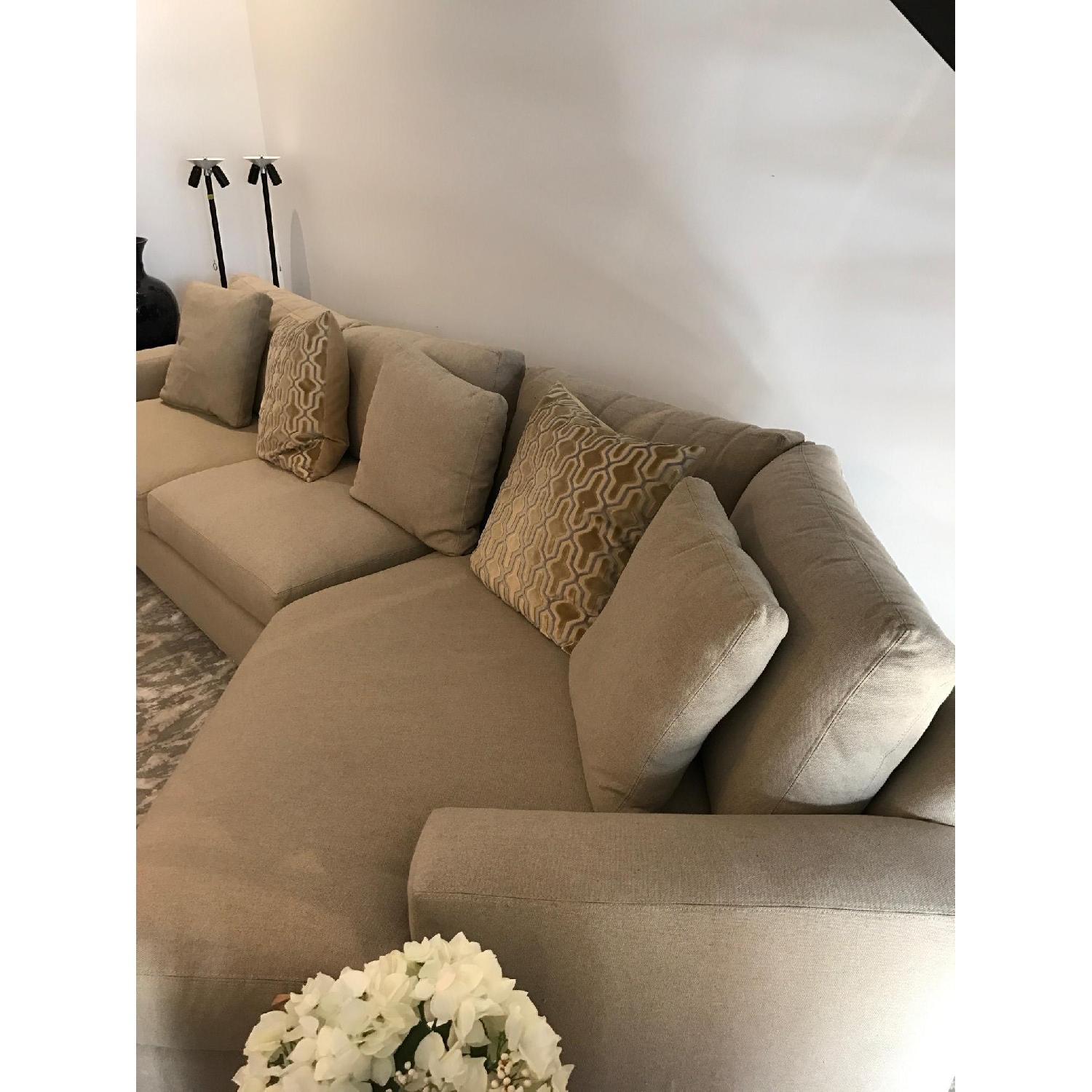 Room & Board Metro Sectional Sofa - image-4
