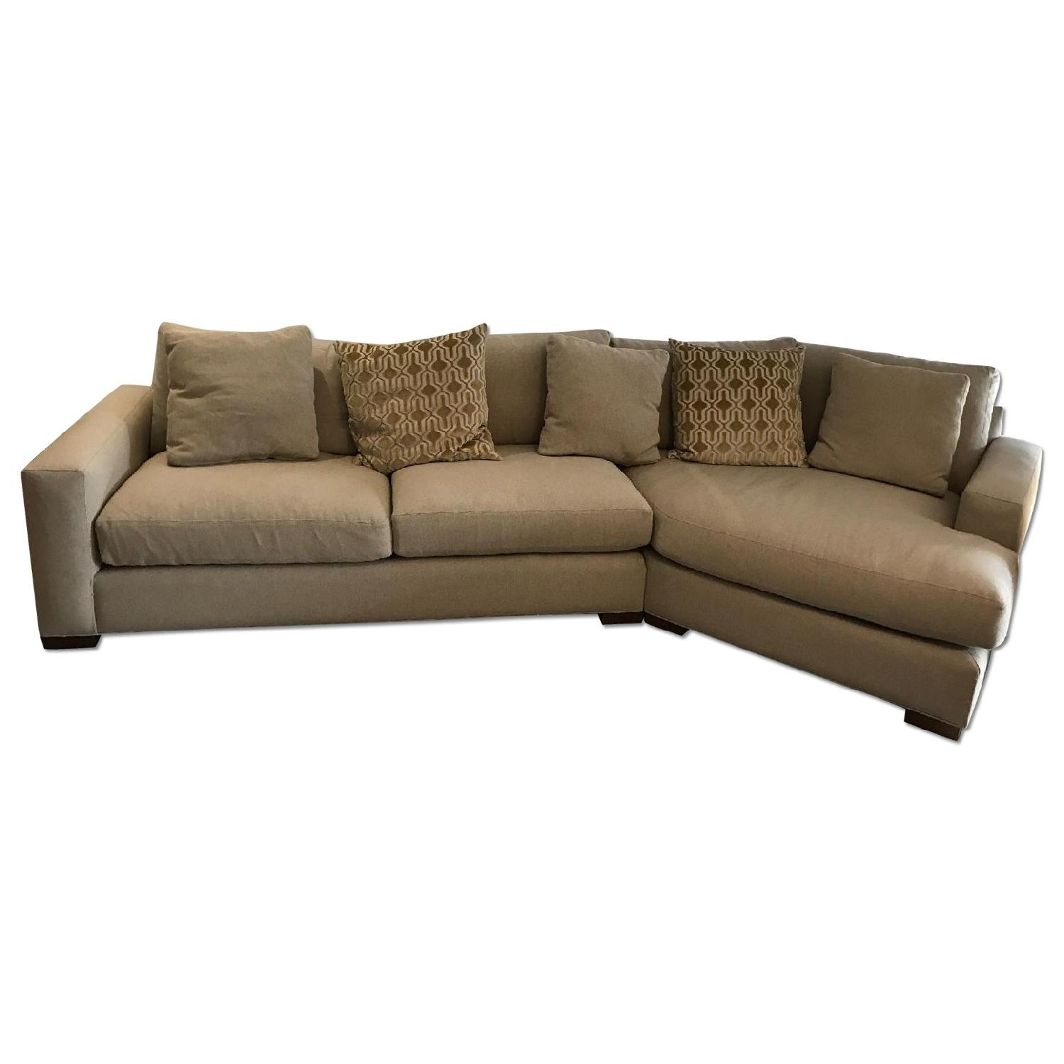 Room & Board Metro Sectional Sofa - image-0